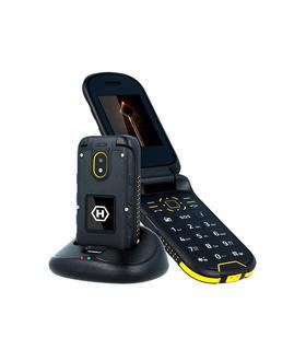 myphone-hammer-bow-negro-amarillo-movil-resistente-ip68-3