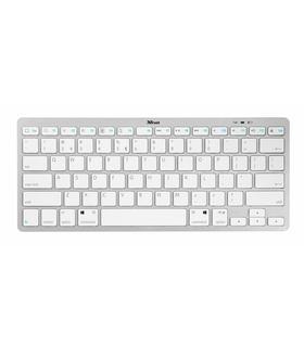 teclado-inalambrico-trust-nado-blanco