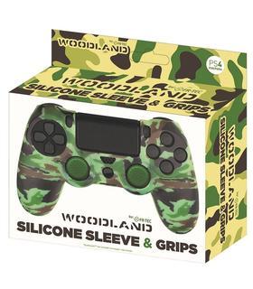 silicone-sleeve-grips-camo-woodland-fr-tec
