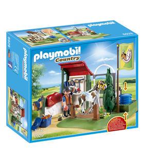 set-de-limpieza-para-caballos-playmobil-country