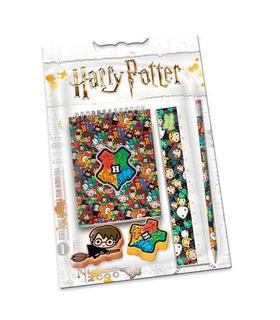 set-papeleria-harry-potter