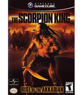 the-scorpion-king-game-cube-version-reino-unido