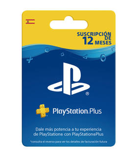Tarjeta 365 Dias Playstation Plus Network