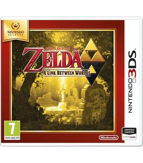Zelda A Link Between Worlds Selects 3Ds