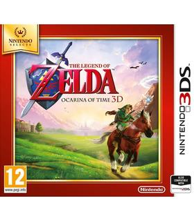 The Legend Of Zelda Ocarina Of Time Selects 3Ds