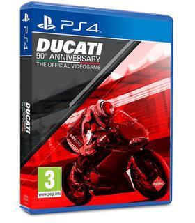 Ducati 90Th Anniversary Ps4