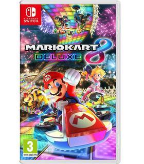 Mario Kart 8 Deluxe N-Switch