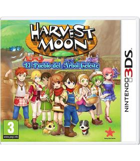 Harvest Moon: El Pueblo Del Arbol Celeste 3Ds