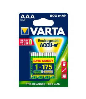pilas-recargables-varta-aaa-800mah-pack-4