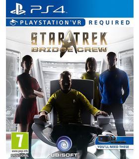 Star Trek: Bridge Crew Ps4