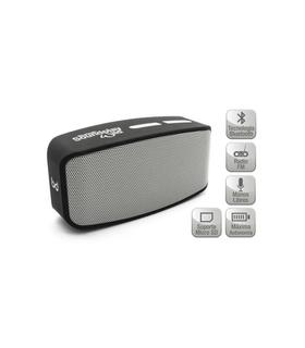 Altavoz Plata Soundplay Bluetooth, Lector tarjeta SD