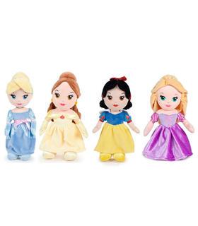 peluche-princesas-disney-soft-30cm-surtido