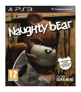Naughty Bear Ps3