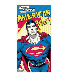 toalla-superman-dc-american-way-algodon
