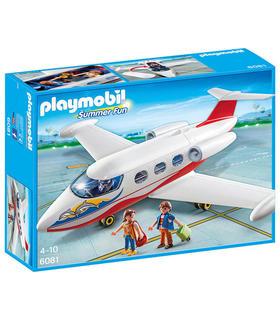 avion-vacaciones-playmobil-summer-fun