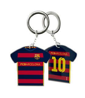 llavero-fc-barcelona-camiseta